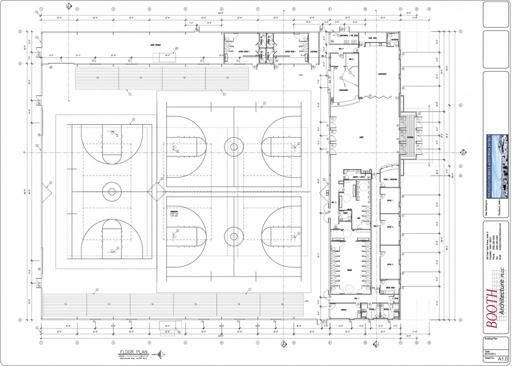PCAD-Revised-A1Floor plan